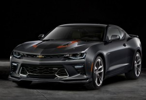 2017 Chevrolet Camaro 50th Anniversary Edition