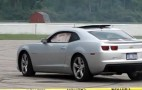 Chevy Camaro's Airbags Deploy While Attempting To Drift -- Update: GM Responds