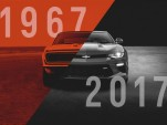 Chevrolet Camaro celebrates its 50th birthday