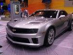 Chevrolet Camaro Z28 Image Leaked On Facebook?