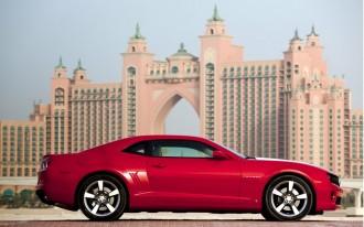 Neat Rear-Drive Sedan for Cadillac--and a Four-Door Camaro?