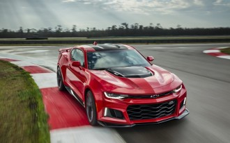 Trump & Clinton, MKX Vs. RX, Chevy Camaro ZL1: What's New @ The Car Connection