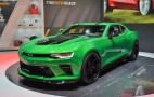 Chevy takes to Geneva with a thinly disguised Camaro 1LE
