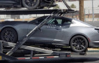 2019 Chevrolet Camaro ZL1 spotted totally uncovered