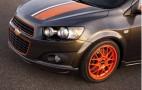 2011 Detroit Auto Show: Chevrolet Sonic Z-Spec Concept
