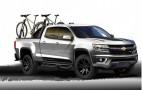 Chevy Reveals Colorado Sport And Silverado Toughnology Truck Concepts