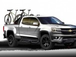 Chevrolet Colorado Sport concept, 2014 State Fair of Texas