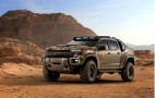 Military hydrogen-powered Chevy Colorado ZH2 launches