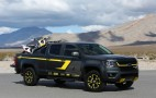 Chevy Doubles Down On 2015 Colorado At SEMA: Video
