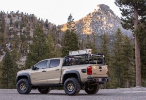 Chevrolet Colorado ZR2 AEV 2017 SEMA concept