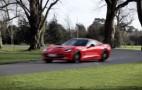 Goodwood Tests The Corvette Stingray Against A Jaguar F-Type, Aston V12 Vantage S: Video