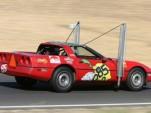 """Chevrolet Corvette vegetable-oil-fueled diesel """"Cor-Vegge"""" 24 Hours of LeMons race car"""