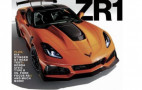 2019 Chevrolet Corvette ZR1 leaks, will boast 750-HP LT5 V-8
