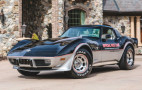 One man's Chevy Corvette Indy 500 pace car collection's heading to auction