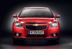 Chevrolet Cruze 2.0 VCDi turbodiesel (Europe)