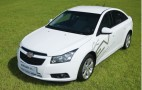 GM To Test 100-Mile Chevrolet Cruze Electric Car in S Korea