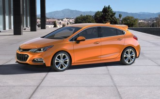 2017 Chevrolet Cruze Hatch first drive: Compact flavor, with a twist
