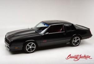 1987 Chevrolet Monte Carlo SS Aerocoupe by Prestone and Barrett Jackson
