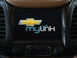 Chevrolet MyLink in the 2014 Impala