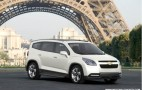 Chevrolet Orlando concept makes official debut