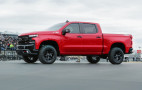 2019 Chevrolet Silverado 1500 Trail Boss takes bowtie brand to new heights