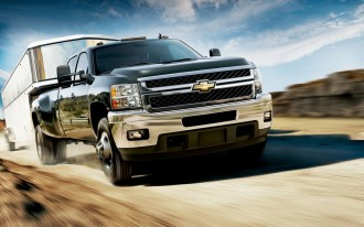 Report: GM Looking at Other Powertrains in HD Trucks