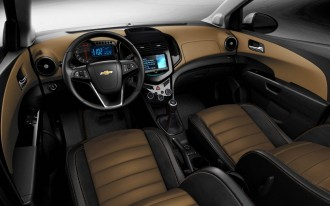 Chevrolet Sonic Dusk: Coming Soon To A Showroom Near You