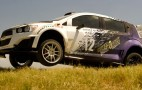 Chevrolet Sonic RS Rally Car Is Latest To Join Transformers 4