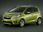 U.S.-Bound 2013 Chevy Spark To Get Design Updates