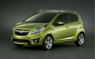 2013 Chevrolet Spark: A Few More Details Emerge
