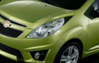 2011 Chevrolet Spark: The smallest Chevy ever