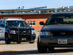 Chevrolet Tahoe PPV simulated car chase