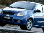 Chevrolet to launch three-door Aveo at Geneva