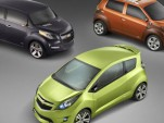 Chevrolet to replace Aveo with new compact car based on Groove or Trax concept