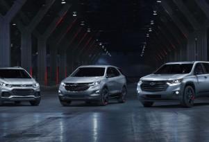 Chevrolet Trax, Equinox and Traverse Redline editions