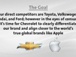 Chevrolet wants to be more like Apple