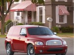 2009 Chevrolet HHR Review: Chevrolet's 1940s Suburban Throwback