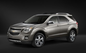 2010 Chevrolet Equinox Unveiled; Next Up, Detroit Show