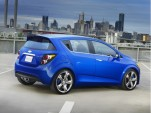Chevy Aveo RS Concept at Detroit Auto Show Hints at 2011 Aveo