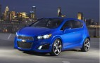 2011 Chevrolet Aveo Previewed With Sporty RS Concept