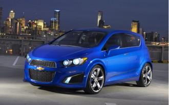 2010 Detroit Auto Show: 2011 Chevrolet Aveo Preview