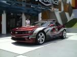 Coke Zero 400 Pace Car