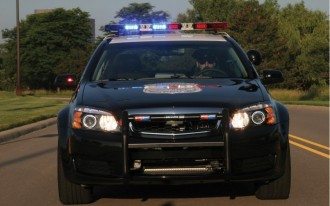 GM Unveils Chevrolet Caprice PPV: The New Face Of Patrol Cars