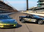 2008 Chevrolet Corvette E85 Indy 500 Pace
