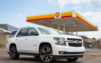 Swipe no more: Chevrolets now available with i-car payment for Shell gas
