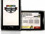 Chevy Game Time app