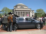 Chevy Volt Sparks Ivy League Excitement in NYC