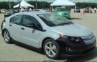 2011 Chevrolet Volt Pedestrian Alert System Will Be Driver Controlled