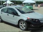 Pre-production Chevy Volt Test Ride Video