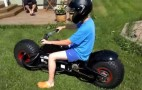 Super Dad Builds His Sons A Batpod: Video